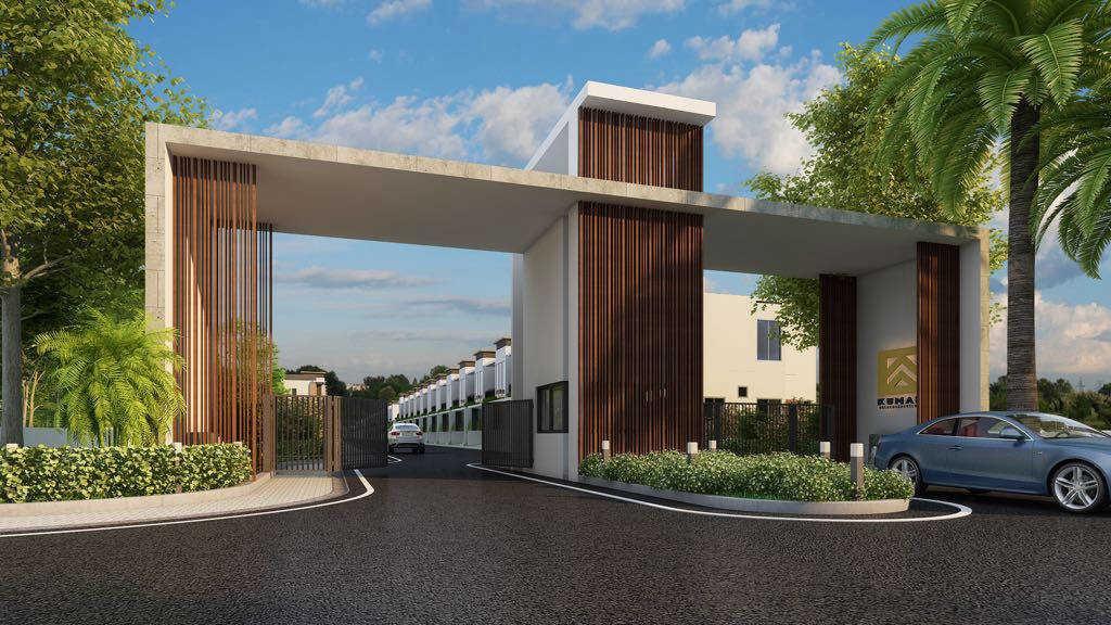kumari hamlet phase i entrance view6