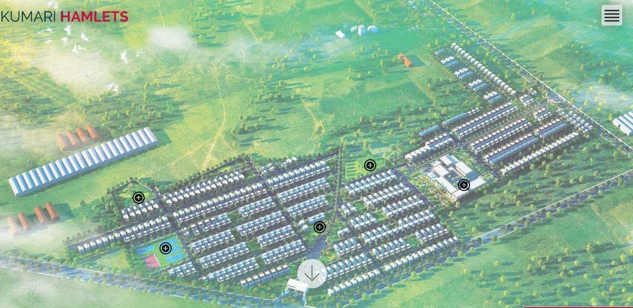 kumari hamlet phase i master plan image7