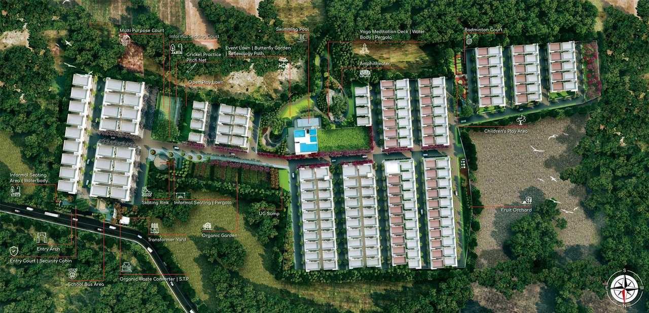 kumari oakville master plan image9