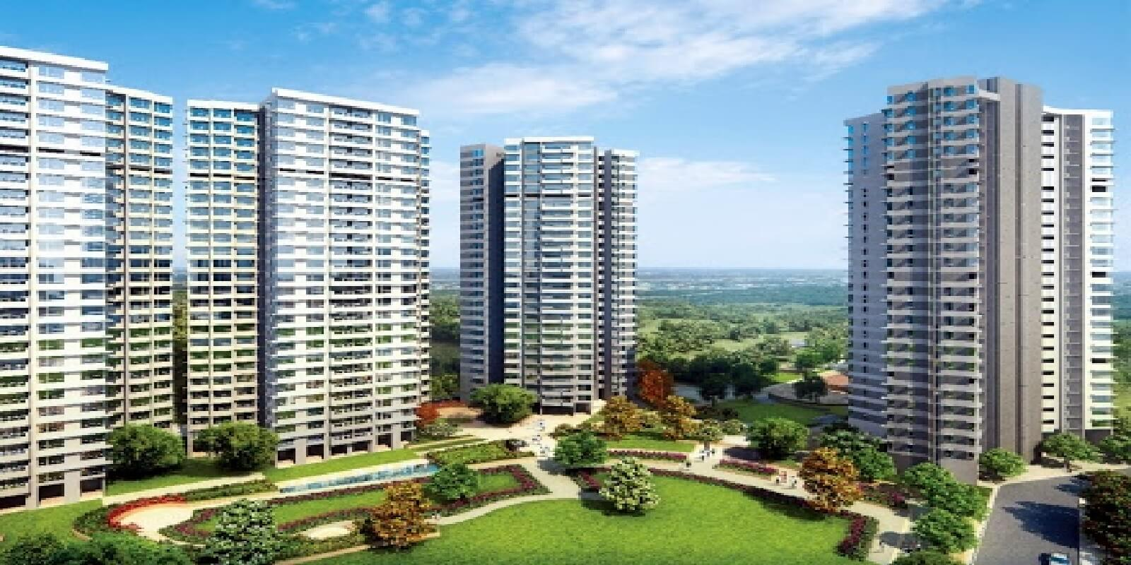 lnt realty south city project large image1