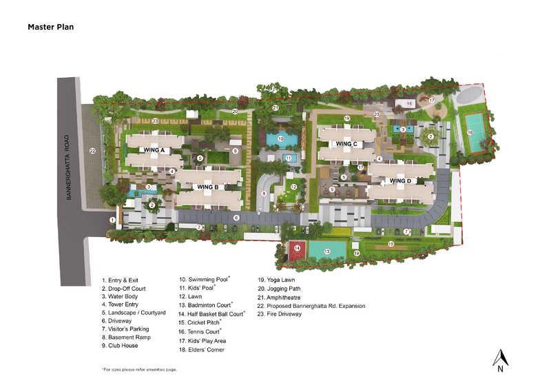 mahindra windchimes project master plan image1