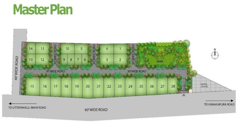 mantri courtyard phase 5 project master plan image1