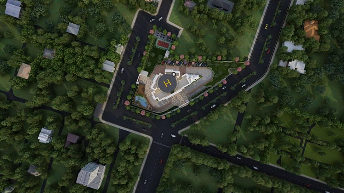 maya indradhanush master plan image1