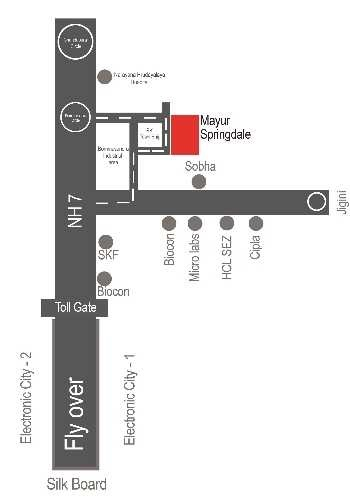 mayur springdale location image4