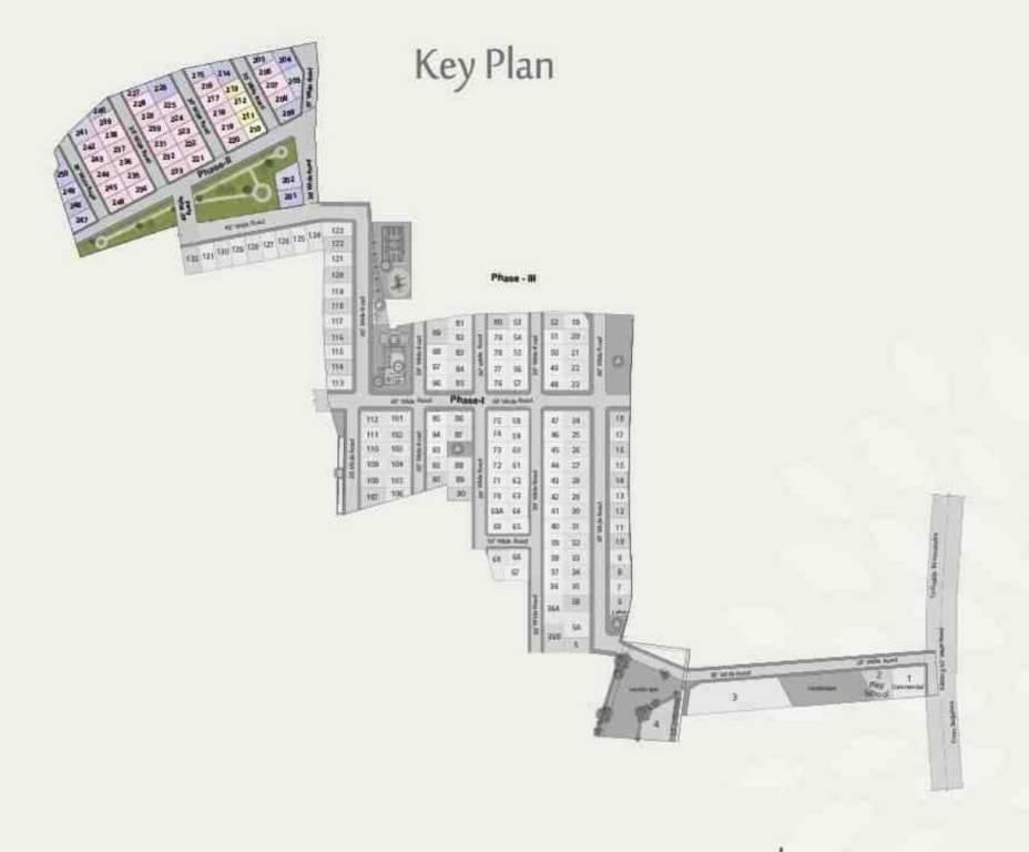 metropolis fair oaks iii project master plan image2