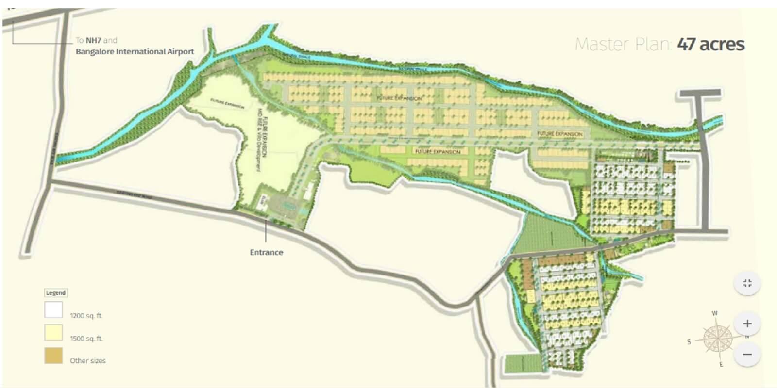north gardens master plan image1