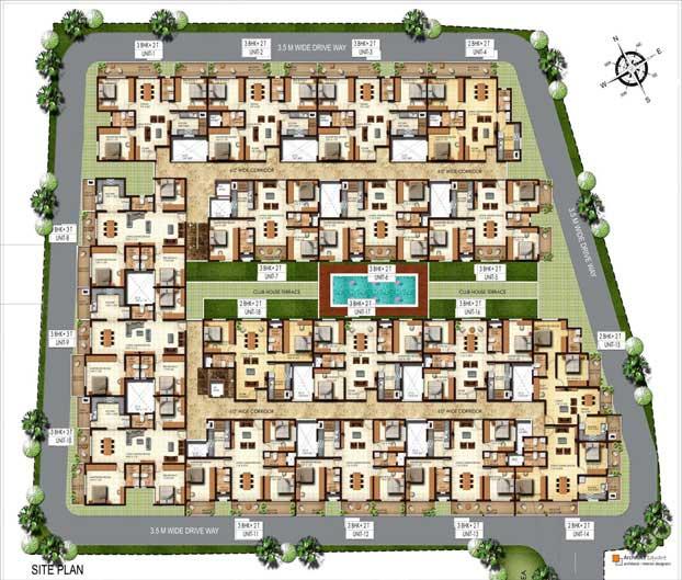 oak leaf project master plan image1
