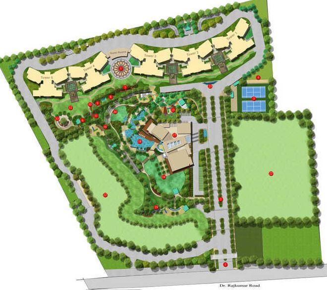 one bangalore west master plan image4
