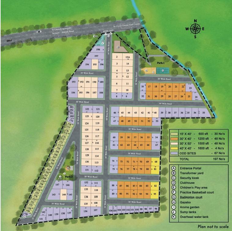 ozone paradise master plan image4