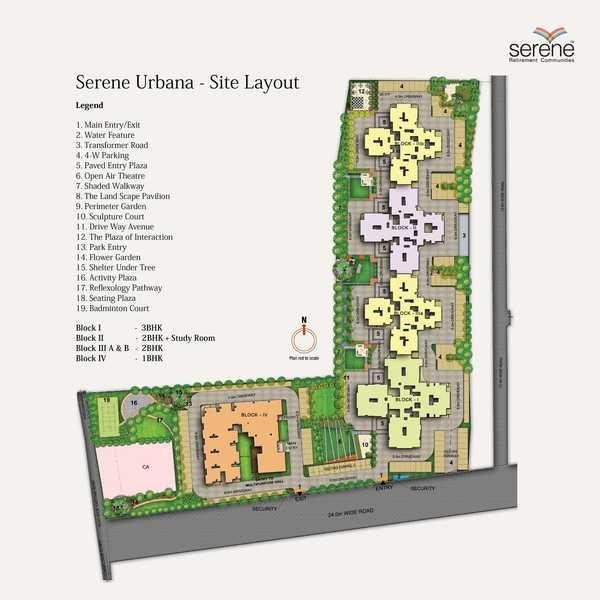 ozone serene urbana master plan image4