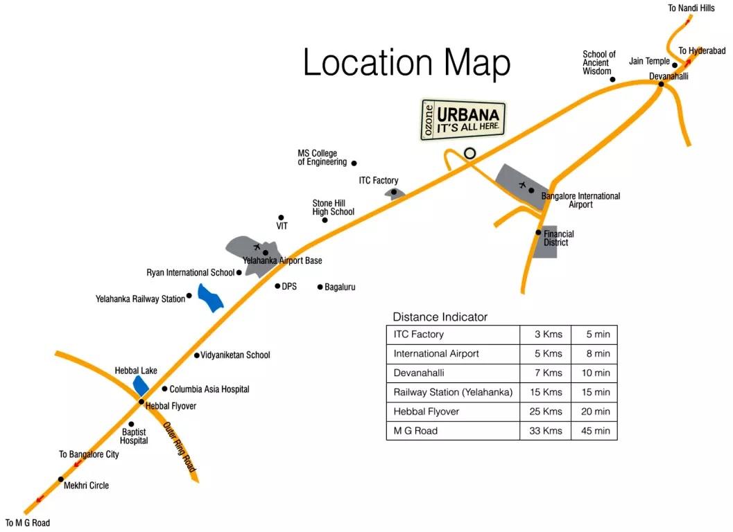 ozone urbana aura location image3