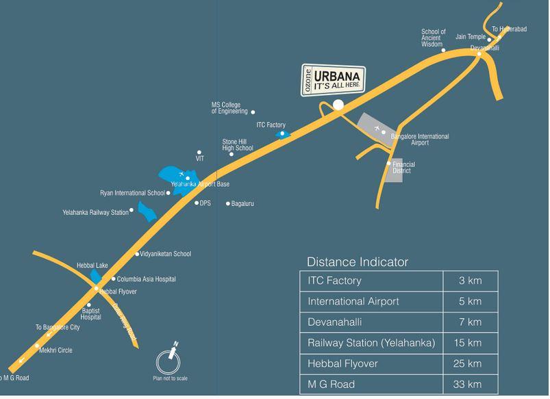 ozone urbana project location image1
