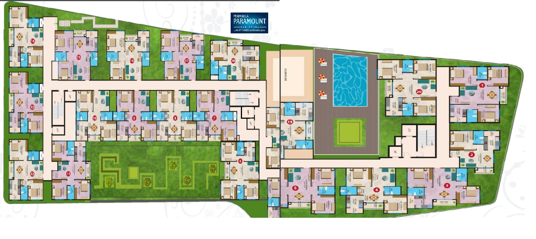 peninsula paramount master plan image1