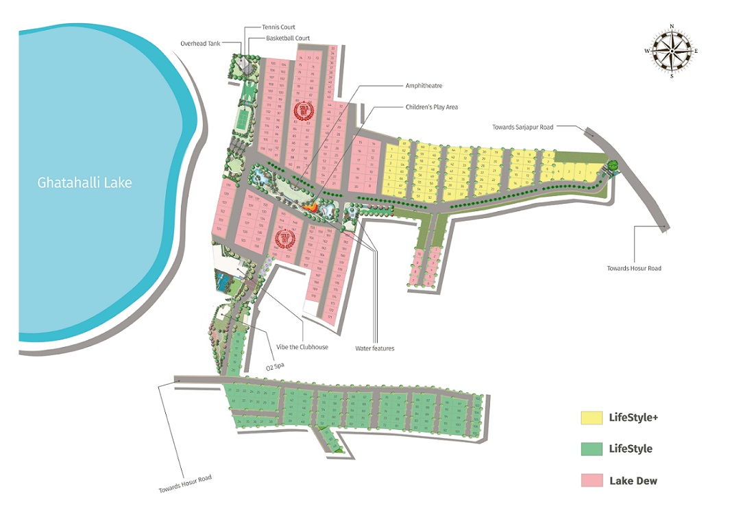 pionier lifestyle  project master plan image1