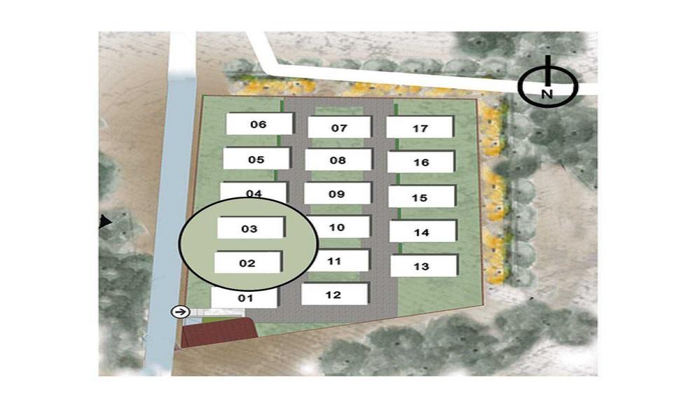 pooja tree shades project master plan image1