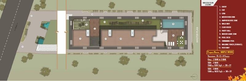 premier inspira maplewood master plan image5