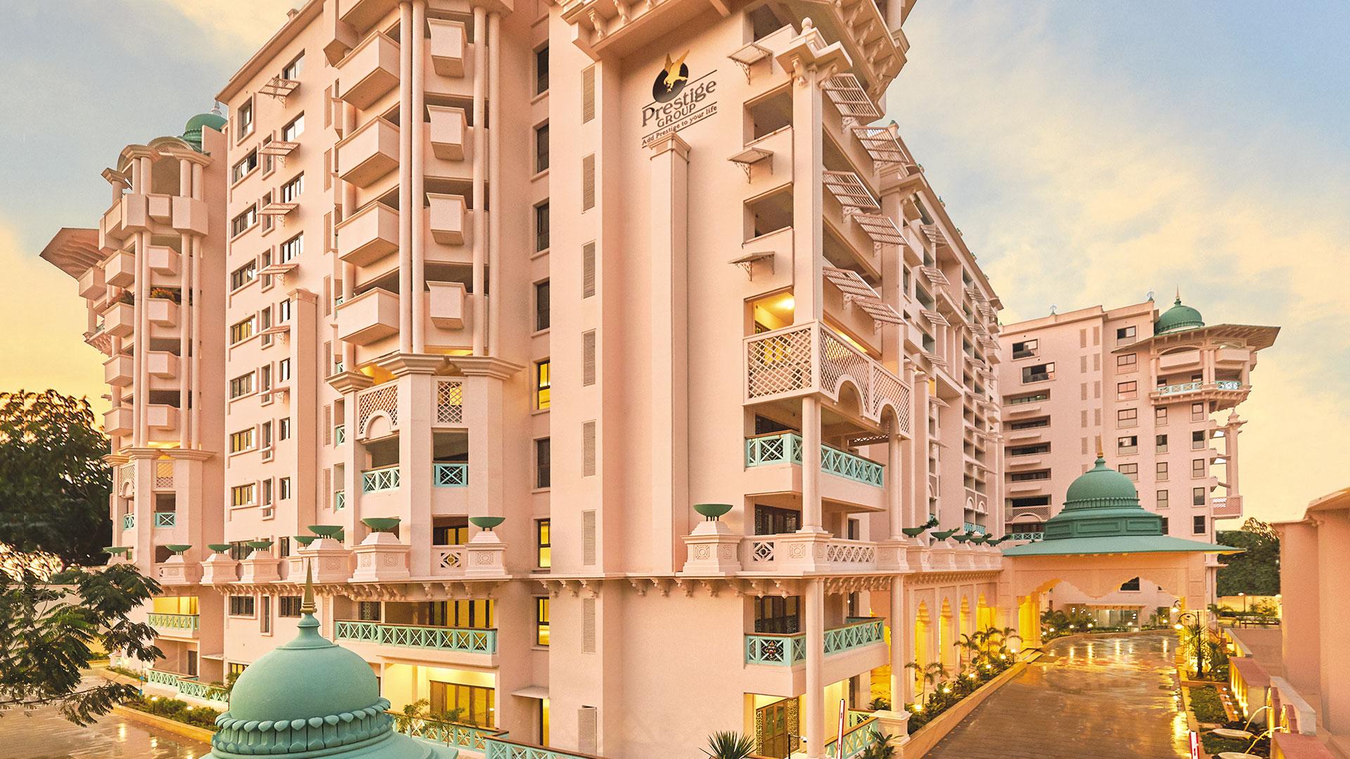 tower-view-Picture-prestige-leela-residency-2780234