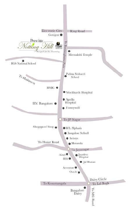 prestige notting hill project location image1