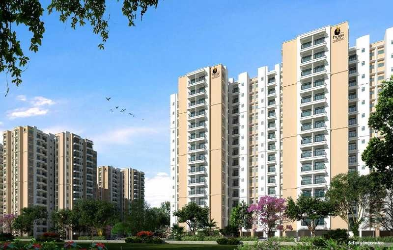 prestige primrose hills phase ii project tower view1