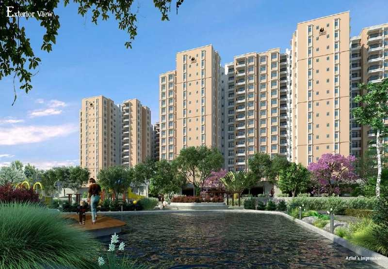 prestige primrose hills phase ii project tower view2
