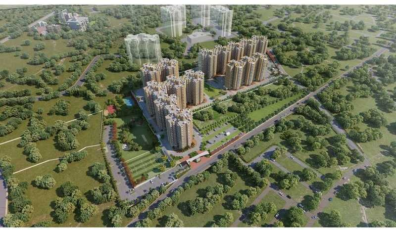 prestige primrose hills phase ii project tower view3
