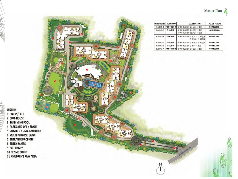 prestige song of the south phase 2 master plan image5