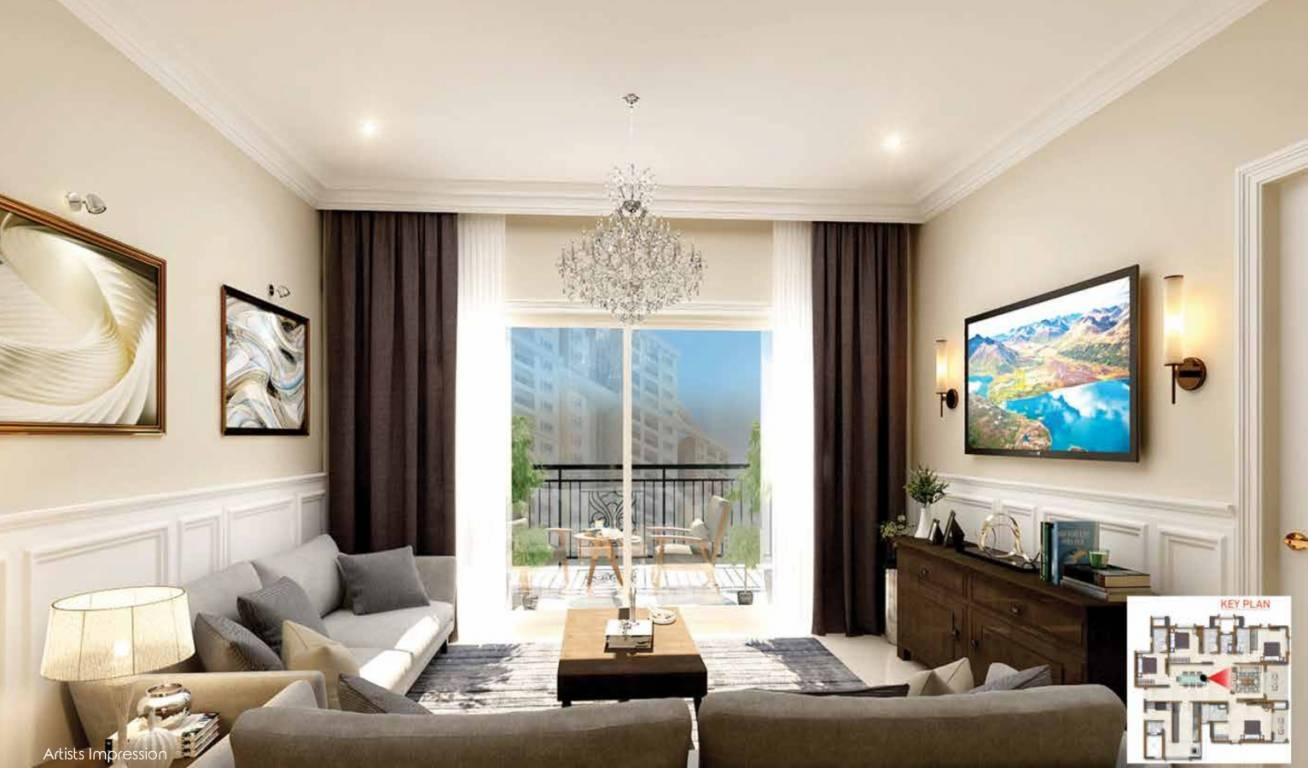 prestige waterford project apartment interiors1