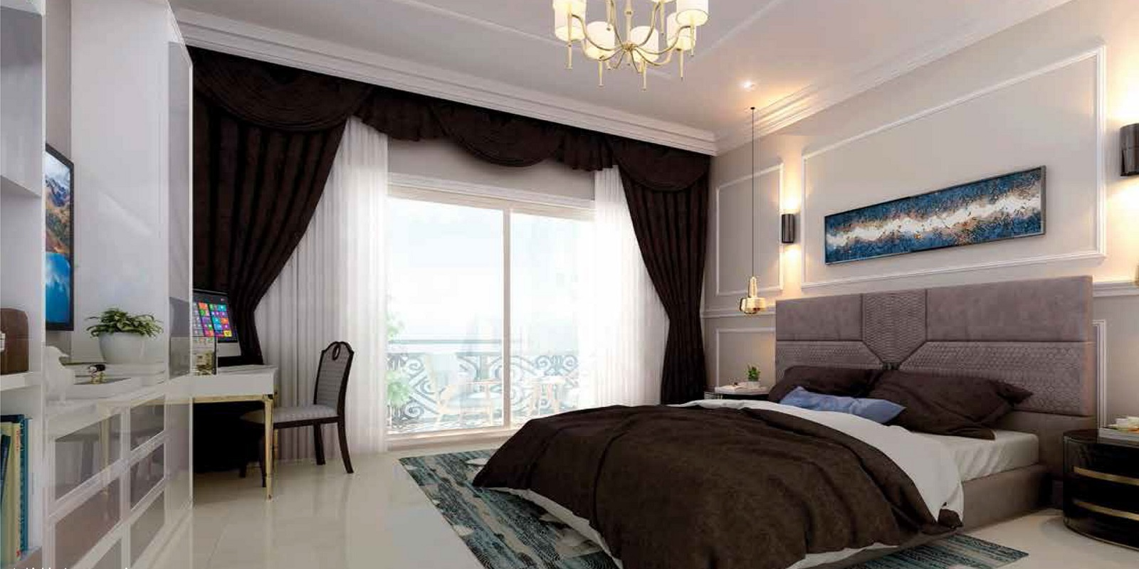 prestige waterford project apartment interiors3