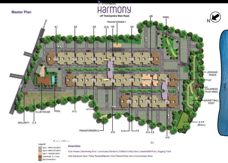 provident harmony master plan image5