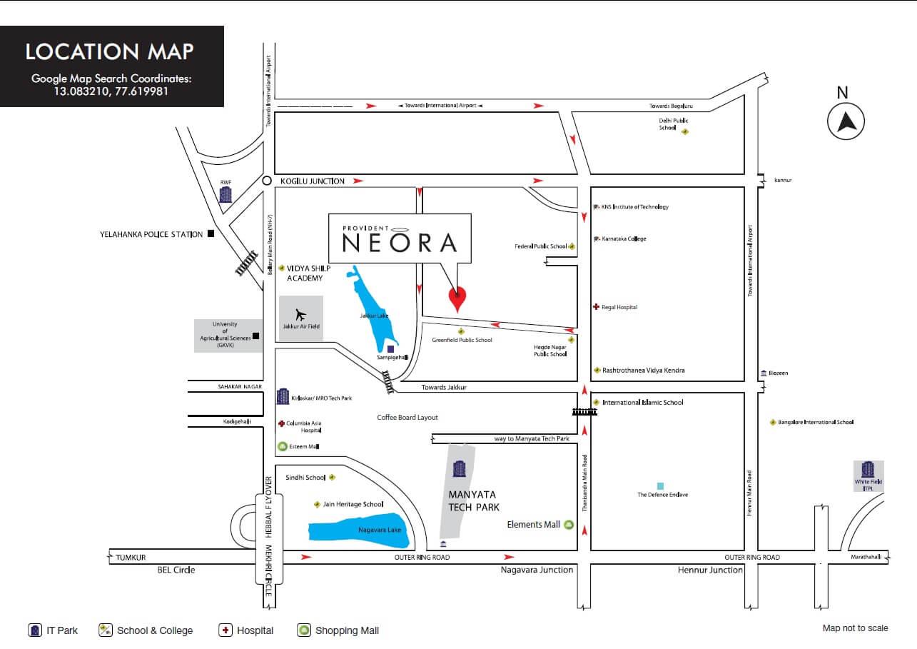 provident neora location image1
