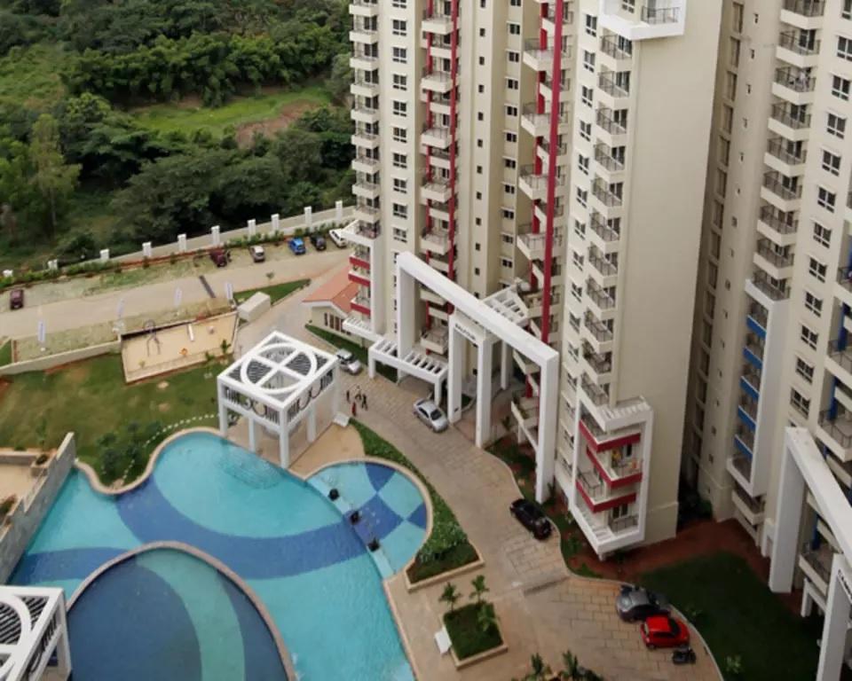 puravankara high crest tower view8