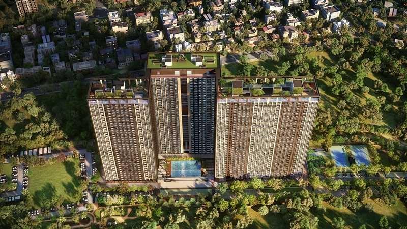 puravankara purva atmosphere project tower view1