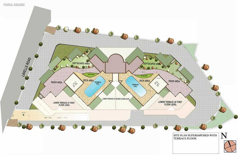 puravankara purva grande project master plan image1