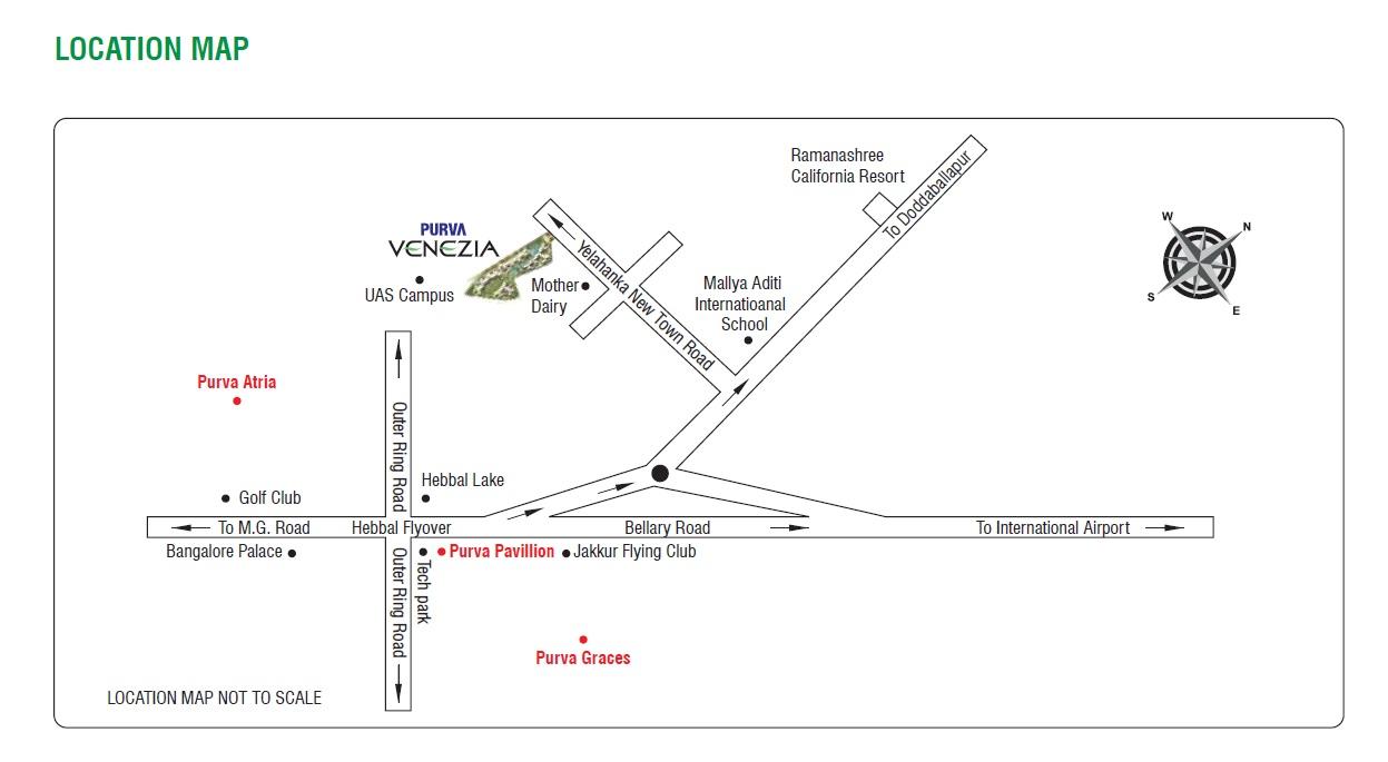 puravankara purva venezia project location image1