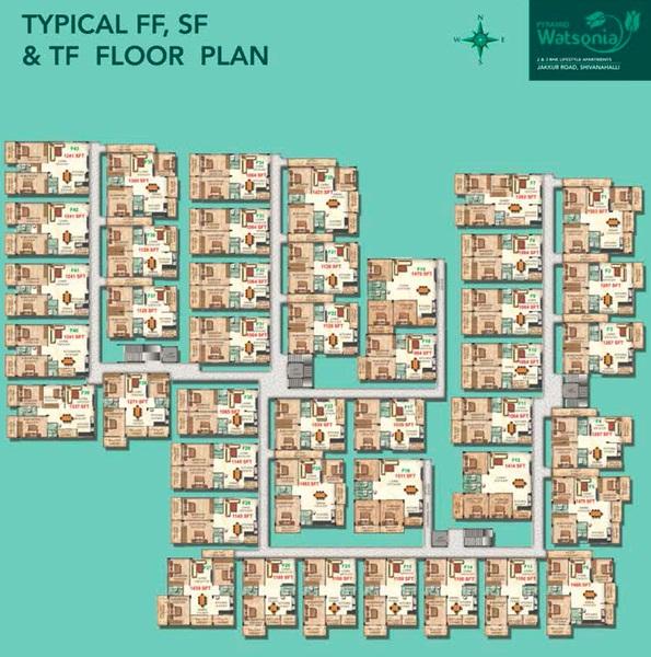 pyramid watsonia project master plan image1