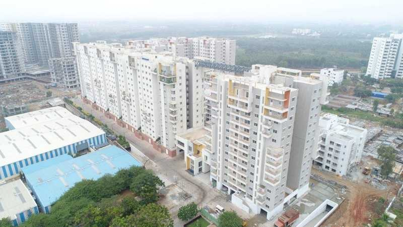 ramky one north phase 3 project tower view1