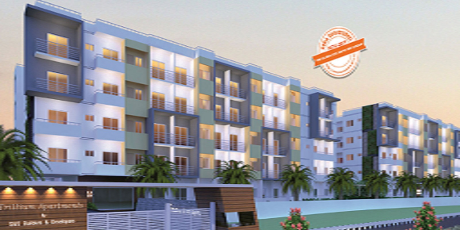 S And S Trillium Apartments Price On Request 2 Bhk 3 Bhk Bhk Floor Plans Available In Hosa Road Bangalore