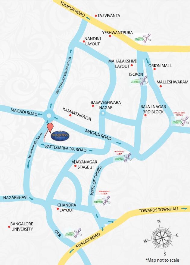 salarpuria sattva anugraha location image1
