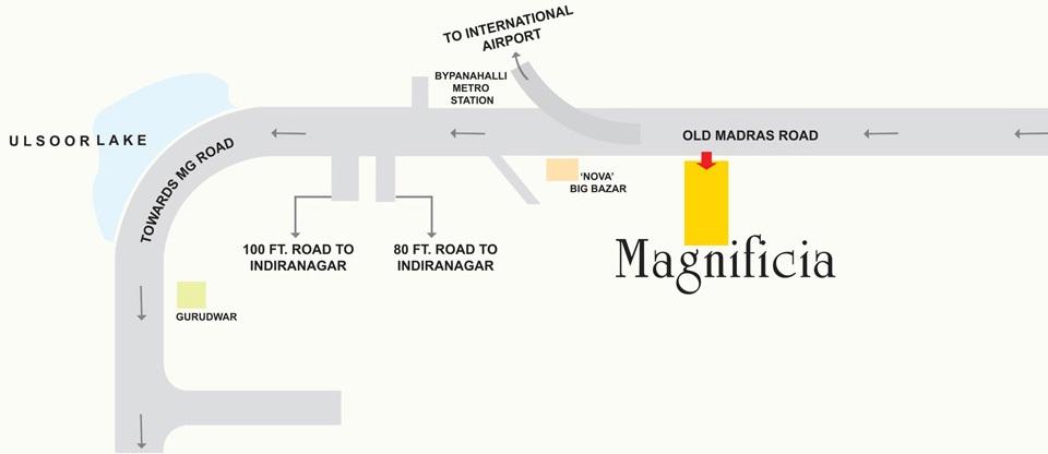 salarpuria sattva magnificia project location image1