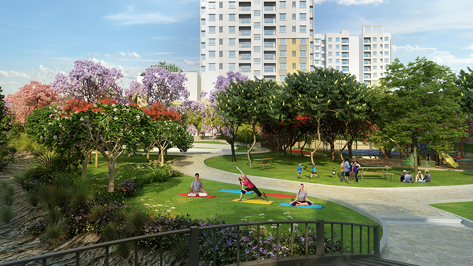 salarpuria sattva misty charm project amenities features1