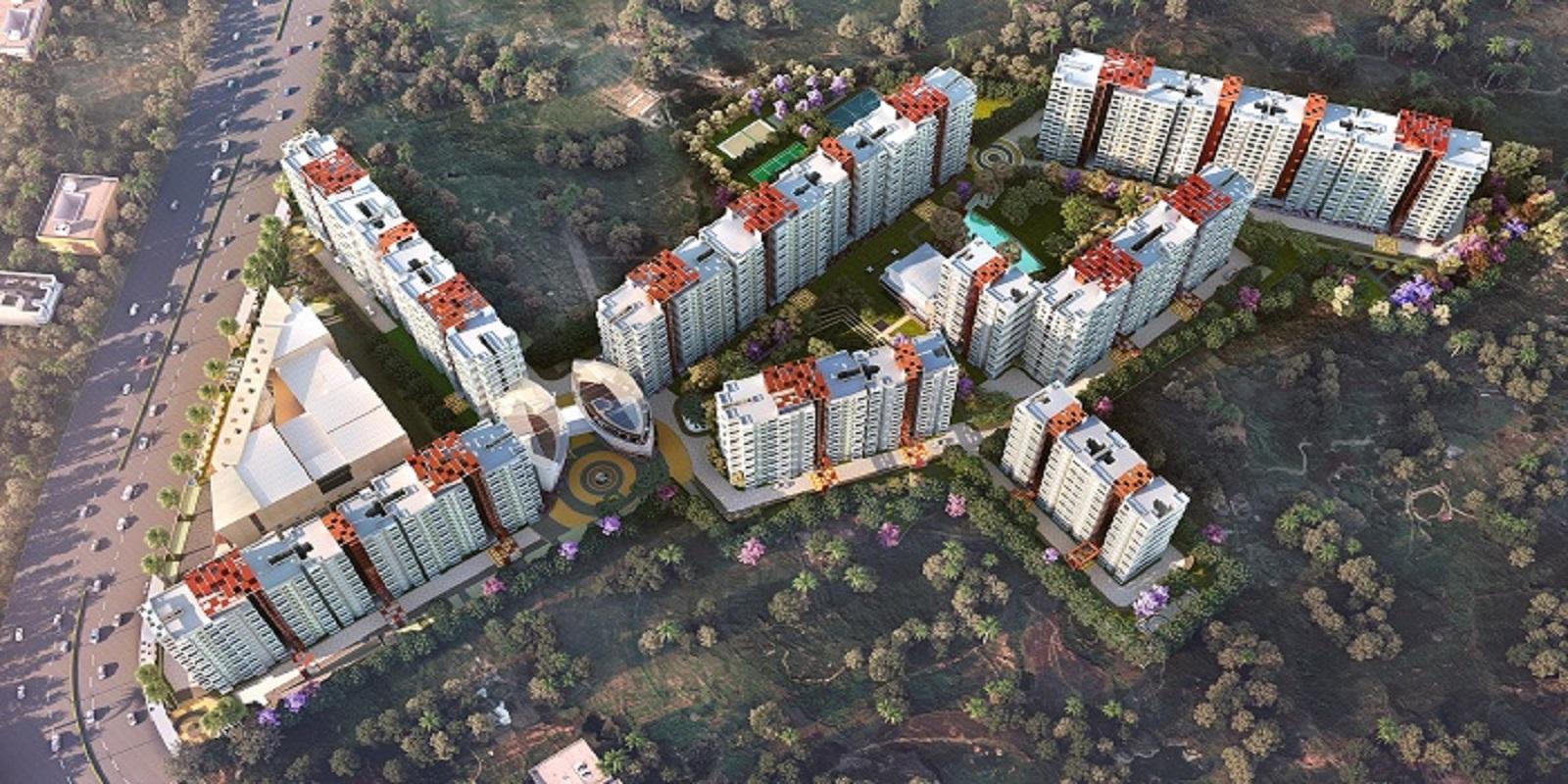 salarpuria sattva park cubix tower view9