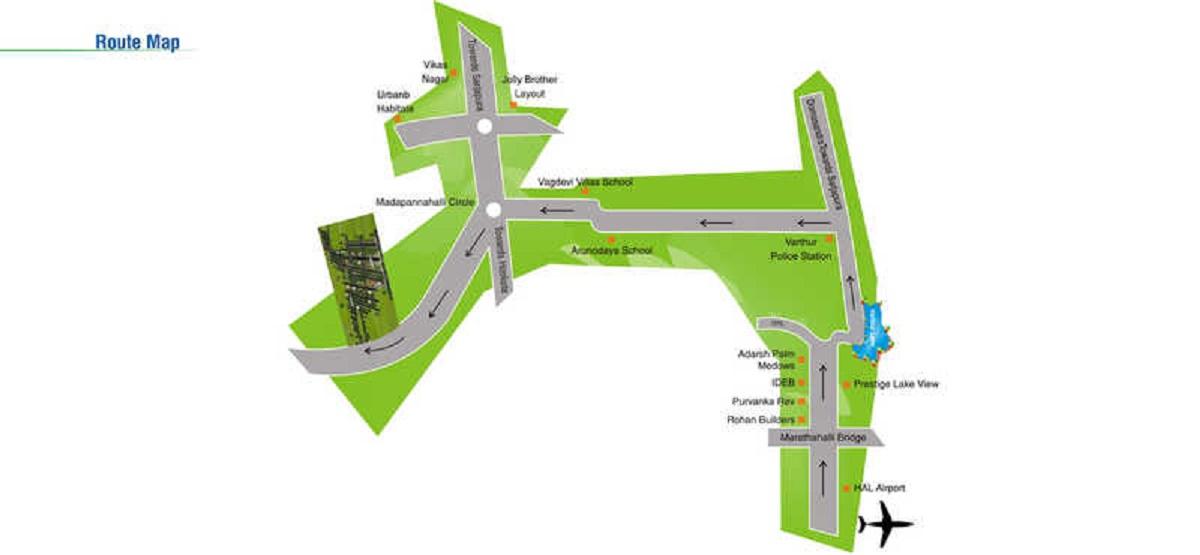 samruddhi enclave project location image1