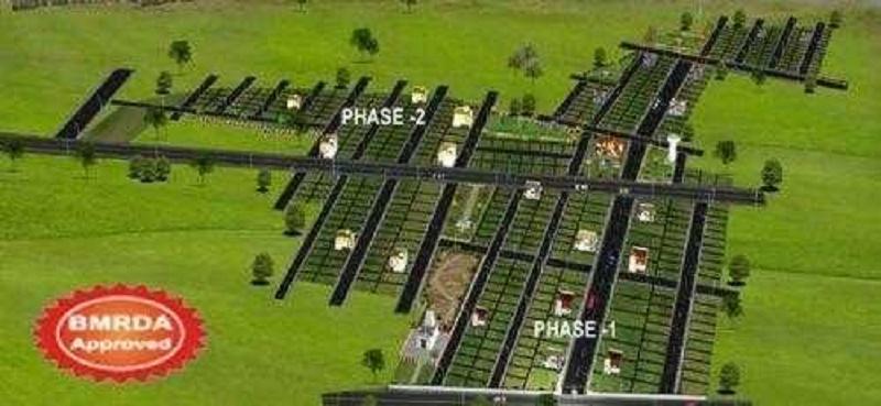 samruddhi enclave project master plan image1