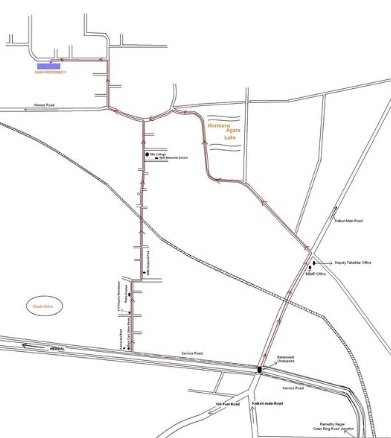 sanvi residency location image4