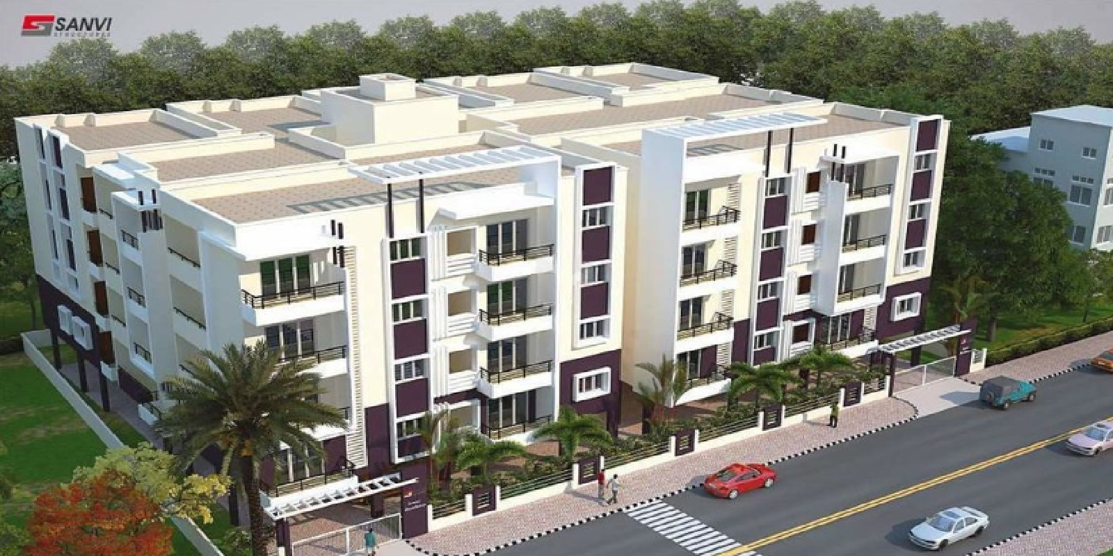 sanvi residency project large image2