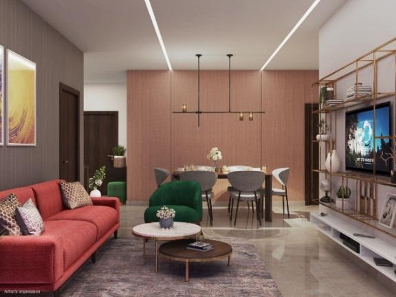 shapoorji codename evolve project apartment interiors1