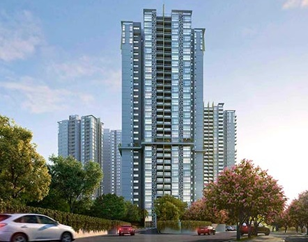 shapoorji codename evolve project tower view1