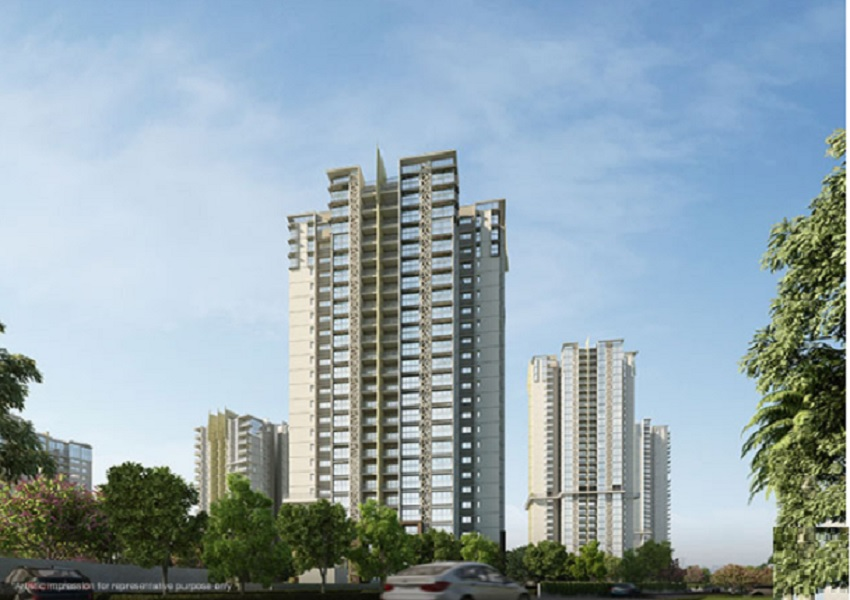 shapoorji pallonji park west tower view9