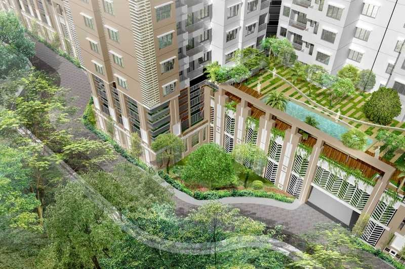 shriram greenfield project tower view4