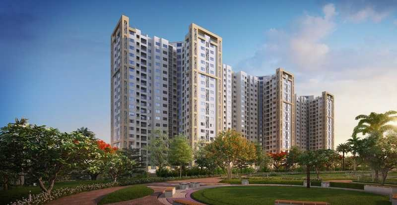 shriram greenfield project tower view5